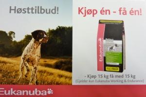 Eukanuba høstkampanje